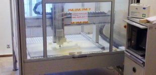ISEL 3 Axis CNC Milling Machine