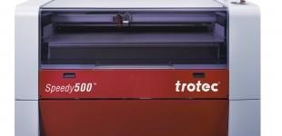 TROTEC Speedy 500 Lasercutter