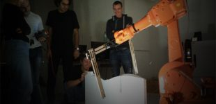 ABB IRB 1600-x/1.45 6-Axis Robotic arm
