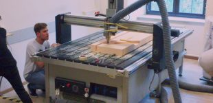PRECIX 9100 3 Axis CNC Milling Machine